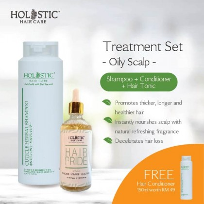Treatment Set (Oily Scalp)